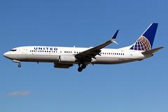 United Airlines | Boeing 737-800 | N14250 | Las Vegas McCarran (Dennis HKG) Tags: aircraft airplane airport plane planespotting staralliance canon 7d 100400 lasvegas mccarran klas las united unitedairlines ual ua usa boeing 737 737800 boeing737 boeing737800 n14250