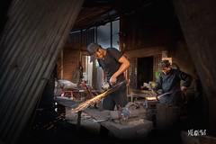 Cambogia - A ferro e Fuoco. (iw2ijz) Tags: person people persone ferro fuoco fire officina nikon reflex d500 travel trip viaggio cambodia cambogia fabbri blacksmiths