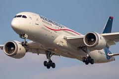 Aeromexico - Boeing 787-8 Dreamliner N782AM @ London Heathrow (Shaun Grist) Tags: n782am am aeromexico boeing 787 7878 dreamliner shaungrist lhr egll london londonheathrow heathrow airport aircraft aviation aeroplanes airline avgeek landing 27l