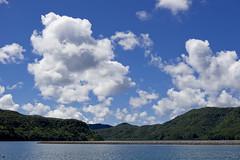 030_西表島 (VesperTokyo) Tags: 西表島 いりおもてじま 沖縄県 八重山郡竹富町 八重山列島 日本 空 雲 島 iriomoteisland okinawa japan cloud sky 海 sea