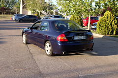 m8 (Mescola.dg) Tags: ford mondeo 24v rs 6 azul photo madrid spain españa racing