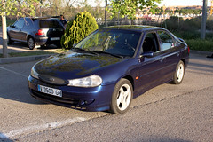 m6 (Mescola.dg) Tags: ford mondeo 24v rs 6 azul photo madrid spain españa racing