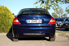 m4 (Mescola.dg) Tags: ford mondeo 24v rs 6 azul photo madrid spain españa racing