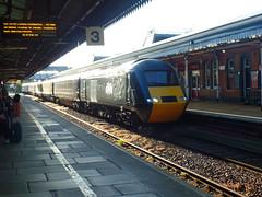 43187 Truro (Marky7890) Tags: gwr 43005 class43 hst 2c40 truro railway cornwall cornishmainline train