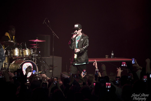Chris Webby fan photo
