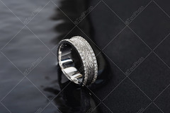 Silver wedding ring with diamonds on black background with water (Aleksa Torri) Tags: wedding rings white gold jewellery exclusive brilliants symbol silver luxury advertising jewelry design gray band style concept fashion accessories anniversary bridal carat casual composition copyspace crystal diamond elegance female gem gemstone gift jewel jeweler lifestyle marriage minimalism nobody one original romantic savethedate stilllife textured valentines wed whitegold woman black water