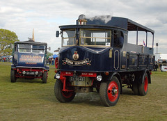 DSC08249 (stevenjeremy25) Tags: abbey hill abbeyhill steam rally yeovil traction engine 2019 sentinel wagon waggon 8393 sultan dx9048