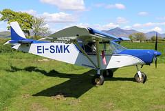 EI-SMK_01 (GH@BHD) Tags: eismk zenairstol zenair stol ch701 microlight aircraft aviation kilkeelderryogeairfield kilkeel