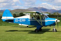 EI-EPP_04 (GH@BHD) Tags: eiepp piper pa22 pa22160 tripacer kilkeel kilkeelderryogeairfield aircraft aviation