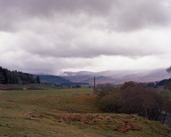 Scotland (fraser_west) Tags: scotland cairngorms roadtrip landscape film analog mediumformat 6x7 mamiyarz67 kodak ektar100 spring mountains wetheconspirators travel