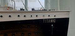 No Jack or Rose (Mount Fuji Man) Tags: belfast model titanic titanichotel