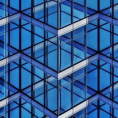 Transparent Corner (2n2907) Tags: abstract reflection glass office building windows skyscraper architecture graphic blue pattern lines geometric geometry olympus omd mirrorless transparent minimal minimalism minimalistic simple