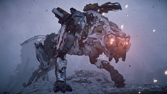 Snow monster (Tangled Yoghurt) Tags: hzdphotomode hd horizonzerodawn hzd photomode photography light aloy animal game gamescreenshots gamecapture guerrillagames gamepictures wallpaper nature screenshots scenery ps4 ps4screenshot portrait virtualphotography virtualphoto landscape