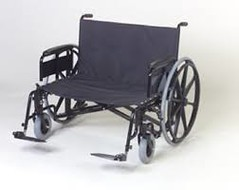 Extra wide bariatric manual wheelchairs (Affordable Medical USA) Tags: bariatric manual wheelchairs