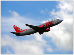 Jet2 Airways G-CELJ. (PS_Bus_Driver) Tags: jet2airways gcelh boeing737 jet2 manchesterairport egcc