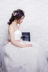 IMG_7609 (MK影像) Tags: photography beauty model style canon eye fashion 個性 寫真 人像攝影 新秘造型