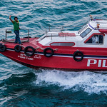 2019 - Thailand - Laem Chabang Port - Pilot Boat - Porn Thawi thumbnail