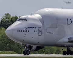 1990 Boeing 747-409 DreamLifter C/N 24309 N249BA (Hawg Wild Photography) Tags: 1990 boeing 747409 dreamlifter cn 24309 n249ba atlasair inc painefieldairportkpae snohomishcountyairport terrygreen nikon d850 hawg wild photography sigma 150600mm contemporary