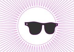 Mock-up (jasab) Tags: mock up sunglasses graphic design illustration sun