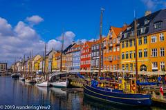 EuropeSpring2019-0192 (wanderingYew2 (thanks for 4M+ views!)) Tags: copenhagen denmark fujixpro2 københavn nyhavn