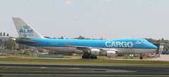 PH-CKC - Boeing 747-406F(ER) - KLM  Cargo  AMS 130519 (kitmasterbloke) Tags: aircraft aviation transport outdoor europe jet schiphol ams amsterdam