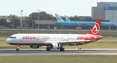 TC-ATE AtlasGlobal Airbus A321-211  AMS 130519 (kitmasterbloke) Tags: aircraft aviation transport outdoor europe jet schiphol ams amsterdam