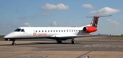 G-SAJK EMB145 Loganair  NWI 130519 (kitmasterbloke) Tags: aircraft aviation transport outdoor europe jet norwich nwi uk