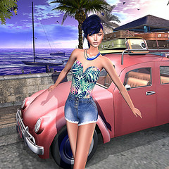 LuceMia - Swank Event (2018 SAFAS AWARD WINNER - Favorite Blogger -) Tags: swankevent {zfg} zfg zero fcks given zfgzerofcksgiven photowalk people person woman color coulor minimalism sl secondlife mesh fashion creations blog beauty hud colors models lucemia event