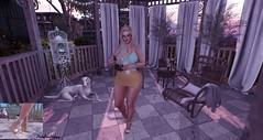 WellMade Hermione Dress (1) (PinkangelIndigo) Tags: bootysbeauty candycrunchers catwa crystalposes designercircle fairhaven lamb leluck maitreya phedora thesugargarden veechi wellmade
