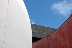 Art and Architecture (JB by the Sea) Tags: sanfrancisco california march2019 deyoungmuseum goldengatepark jamesturrell threegems skyspace publicart