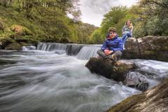Take me to the River (rmrayner) Tags: hdr riverdart river longexposure flowing water rocks dartmoor sliderssunday hss