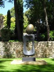 Joan Miró - Monument - 1970