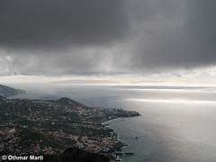 Ilhas Desertas on a rainy day (OthmarMarti) Tags: câmaradelobos dmcg6 estreitodecâmaradelobos lumixgvario14140mmf3556 lumix14140mm madeira prt panasonic portugal geo:lat=3265651462 geo:lon=1700433920 geotagged ilhasdesertas atlantic ocean cloud reflexion madeiraisland island