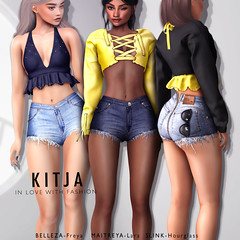 KITJA-Nika (ᴋɪᴛᴊᴀ) Tags: kitja spiritkitja kustom9 slink slinkhourglass belleza bellezafreya maitreya maitreyalara secondlife
