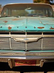 Taco Bel Air (highdesertmesa) Tags: chevy belair chevybelair classiccar oldcar madridnm turquoise chevrolet fujifilm gfx gfx50s gf63