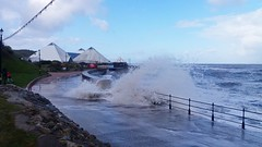 Scarborough N. Yorkshire (philept1) Tags: yorkshire outdoors view scarborough sea waves storm seaside coast landscape