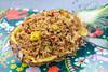 Pineapple Fried Rice (joshbousel) Tags: bellpepper cashews eat eggs food friedrice fruit meatwave nut pepper pineapple pineapplefriedrice redpepper rice