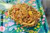 Pineapple Fried Rice (joshbousel) Tags: bellpepper cashews eat eggs food friedrice fruit nut pepper pineapple pineapplefriedrice redpepper rice