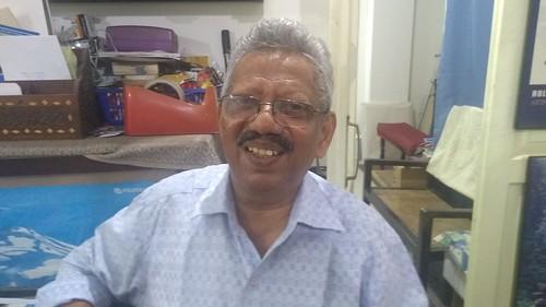 Olencio Coutinho, Hollywood Studio, Panjim, Goa 2019
