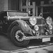 Alvis 4.3 Short Chassis Vaden Plas Tourer. 1937