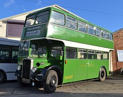 KUO 972 (tubemad) Tags: kuo972 959 ecw bristol k6b bvbg preserved hoare