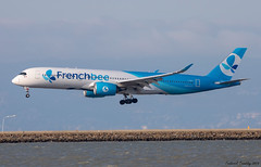 French Bee / Airbus A350-941 / F-HREV / SFO (tremblayfrederick98) Tags: a350