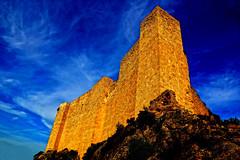 Castle of Miravet, the Knights Templar`s impregnable fortress ©twe2014☼ (theWolfsEye☼) Tags: thewolfseye castle castleofmiravet miravet katalonien catalonia spain spanien burg burgen castles tempelritter knightstemplar