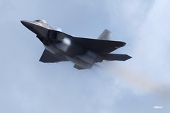 171105_028_JaxAS_F22 (AgentADQ) Tags: lockheed f22 raptor jacksonville nas air show airshow stealth fighter plane jet airplane military aviation