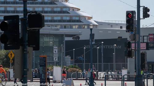 Pier 27 Nieuw Amsterdam 4-2019