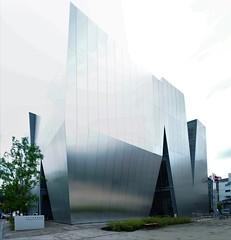 Hokusai Museum  architect : Kazuyo Sejima すみだ北斎美術館 (lukenotskywalker60) Tags: hokusai museum architect kazuyo sejima すみだ北斎美術館
