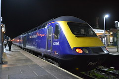Great Western Railway HST 43196 (Will Swain) Tags: camborne station 15th november 2018 high speed class 43 gwr south west cornwall train trains rail railway railways transport travel uk britain vehicle vehicles england english europe great western hst 43196 196
