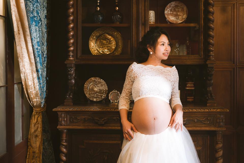 台南孕婦寫真 甜美孕媽咪小芳 032