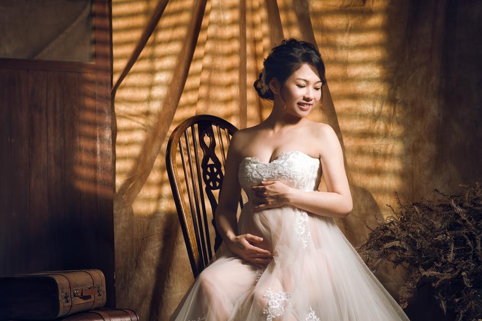 台南孕婦寫真 甜美孕媽咪小芳 021