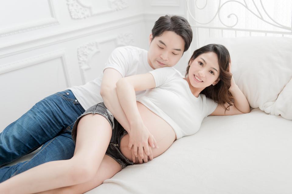 台南孕婦寫真 甜美孕媽咪小芳 011